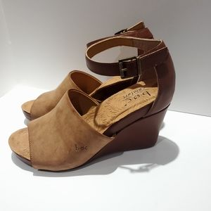 NEW B.O.C. Kali Wedge Sandal   Sz 8